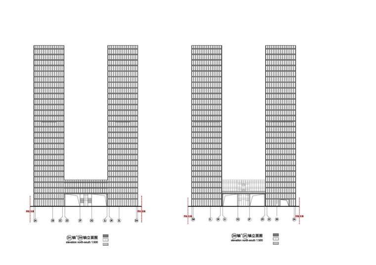 上海浦东前滩世贸建筑-19