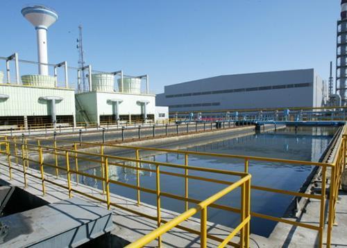 循环冷却水排水口工程施工组织设计
