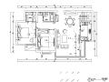 嘉业阳光城北欧复式住宅设计施工图(附效果图)