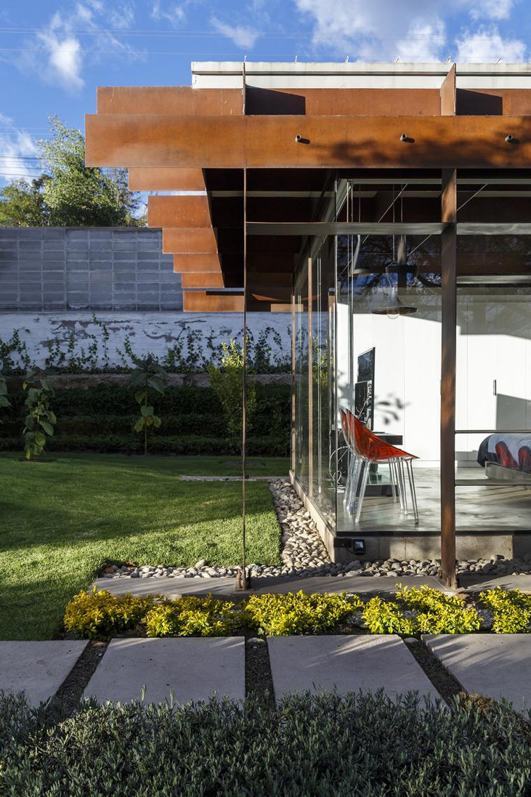 厄瓜多尔隐形边界的住宅-7