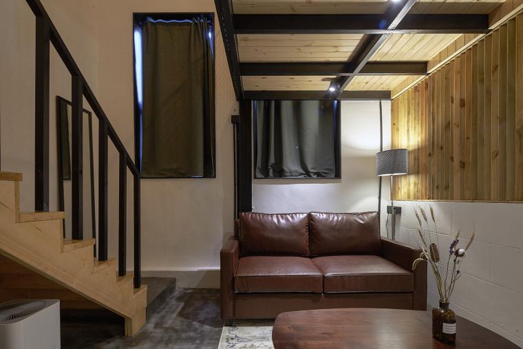 北京北海百年糖房改造-138-白糖客房一层客厅区