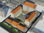 河南宾馆改造方案设计(含会议中心及酒店建筑)
