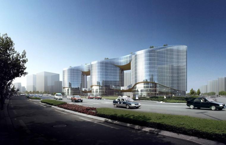 郑州正弘航空港区办公楼