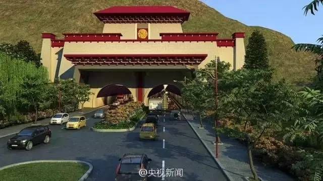 ▶中国又一超级工程——拉萨市环城路,让全世界瞩目!