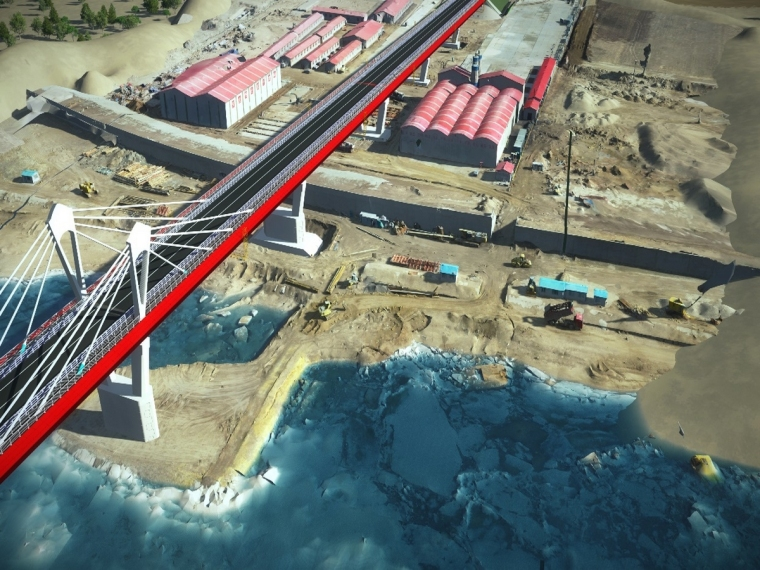 BIM技术在桥梁建设中的应用