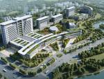 [云南]1200多床位综合性医院建筑设计方案文本