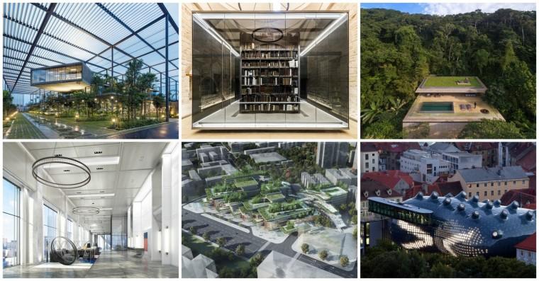 2017年ABB宣布欧洲建筑奖获奖名单