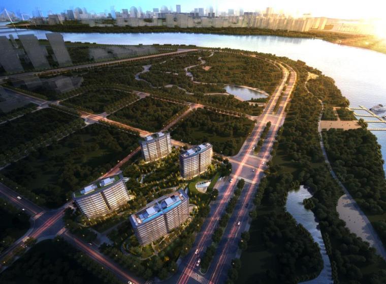 [上海]前滩之前居住区概念方案文本(PDF+138页)
