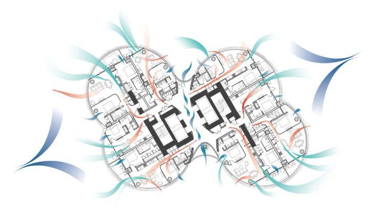 一栋住宅十年设计,这可能是世界上最梦幻的公寓楼_23