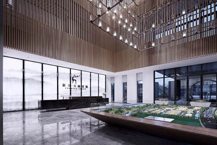 南昌新力公园一号销售中心
