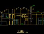 福州融侨别墅规划及建筑方案文本和CAD扩初