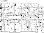 某小户型住户电气平面图