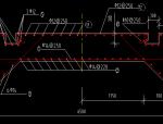 高2m橡胶坝设计图纸