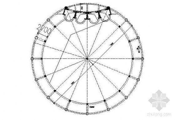 温州某大型酒店工程圆弧悬挑模板施工方案
