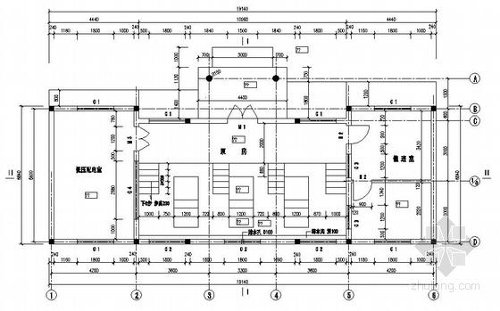 某排涝站施工图