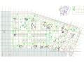[河北]高層國際商貿城空調通風防排煙系統設計施工圖(采暖設計)
