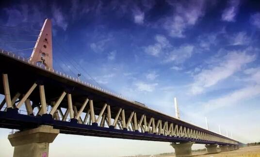 郑州黄河大桥移动模架法现浇箱梁施工技术