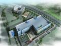 [广东]现代风格创意产业园区规划及单体设计方案文本
