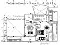 [常州]商贸住宅群简欧休闲风格会所装修图(含效果)