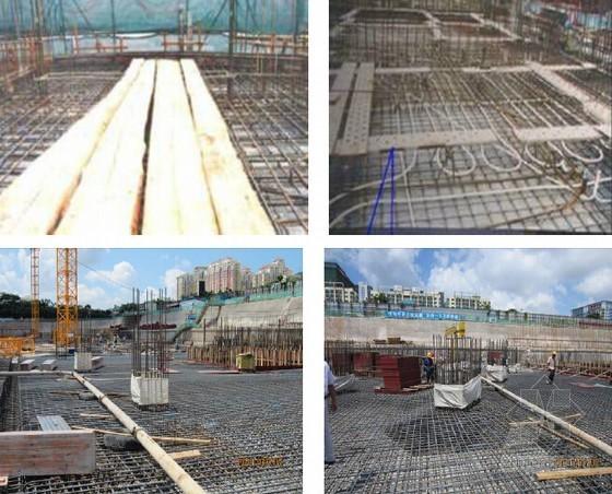 房建工程钢筋工程施工工艺及质量标准