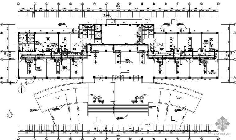 某办公楼空调课程设计