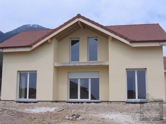 砖混结构独立住宅建造全过程图文详解
