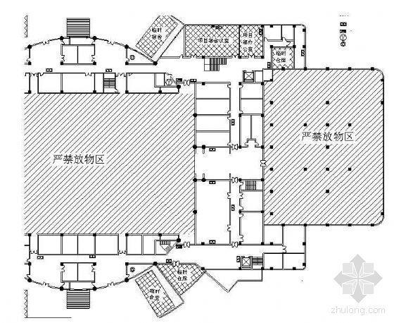 上海某体育运动场馆修缮项目投标施工组织设计