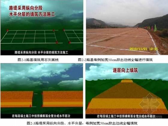 [江西]高速公路路基施工质量控制要点31页