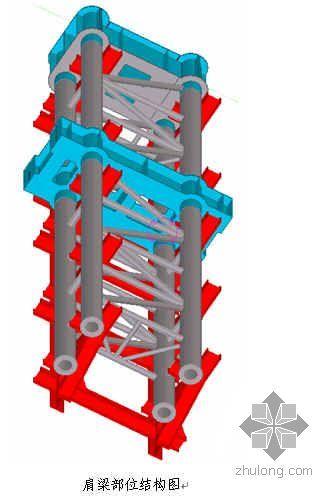 天津某单层联合厂房施工组织设计(钢排架 跨度36m 图片丰富)