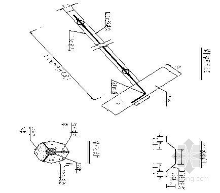 [贵州]高速公路高边坡锚杆锚索框架梁施工技术交底