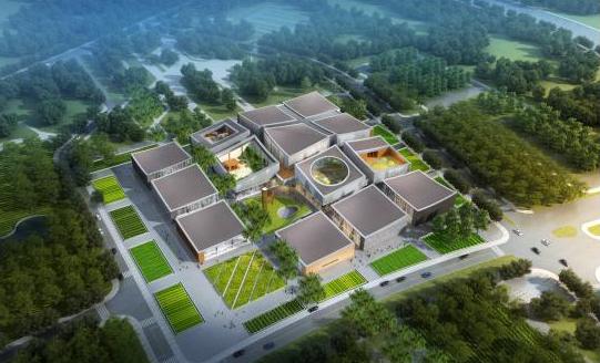 案例特辑|北京世界园艺博览会生活体验馆项目BIM应用
