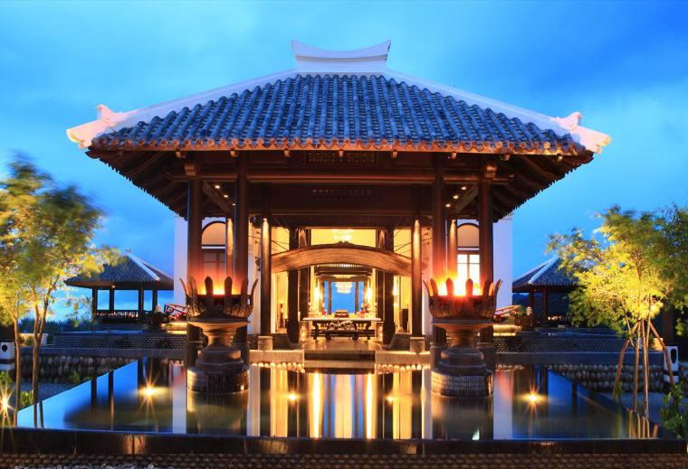 越南洲际岘港新半岛度假酒店