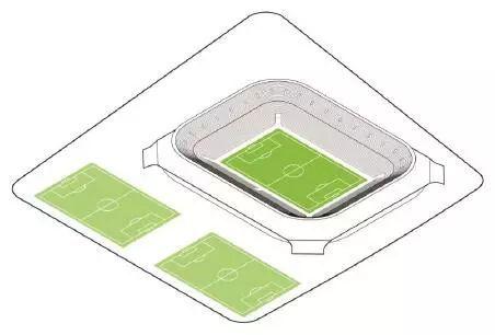 浦东足球场设计方案获批!计划2021年完工_9