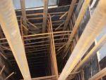 抗震设计时,框架柱箍筋设置有哪些?