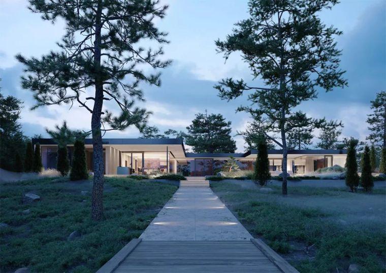 国外的超级别墅这样打造,美得令人沉思!_4
