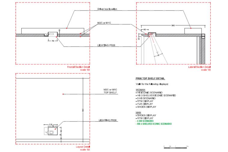 奢华品FENDI设计施工图(附效果图+新理念设计手册+物料表)-QQ截图20190104165022