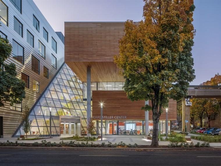 美国波特兰州立大学凯尔・米勒中心-1