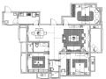 现代豪华公寓样板间设计施工图(附效果图+规范表)