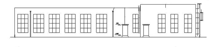 独栋双层餐饮建筑设计施工图CAD