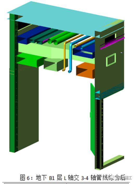 大型复杂项目应用BIM实例,保工期、提工效_40