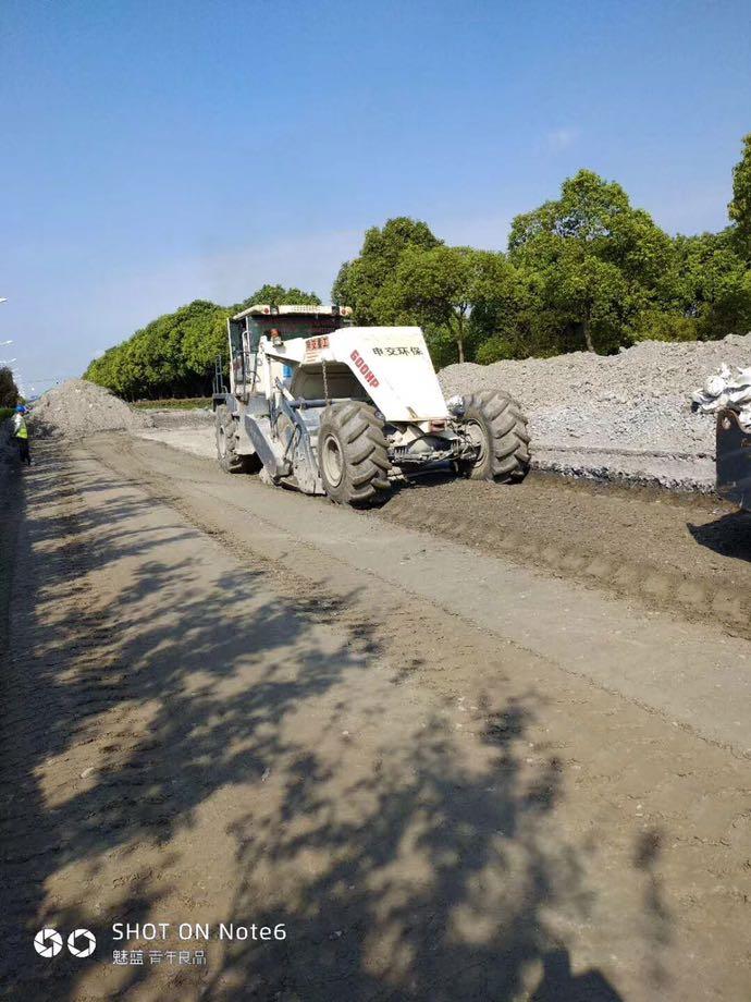 土壤代替水稳和砼等材料_9