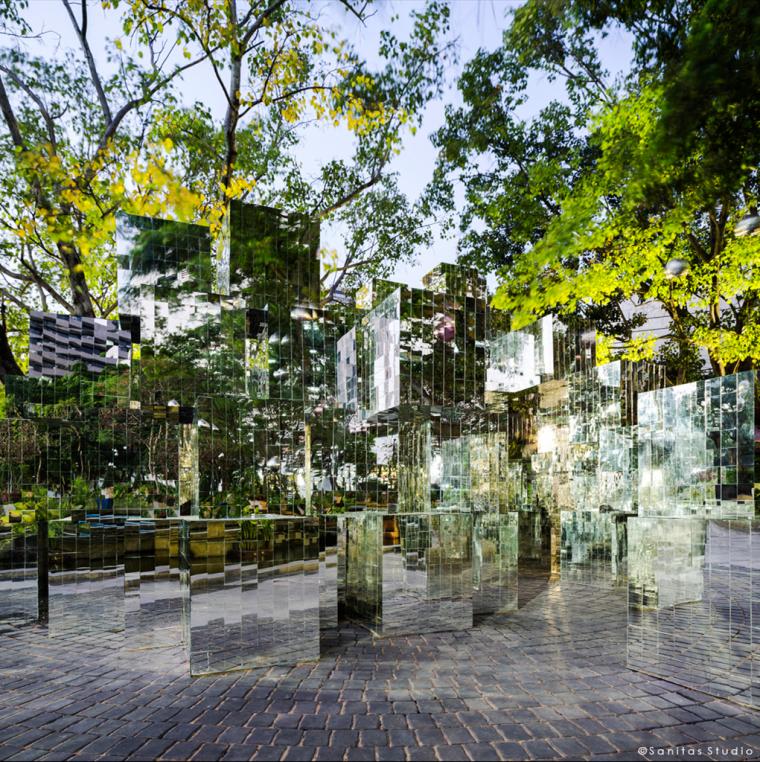 泰国Siam公园KHAOMO装置_7