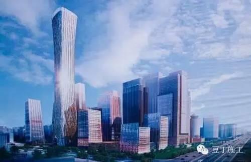 528米北京第一高楼——中国尊基坑施工动画