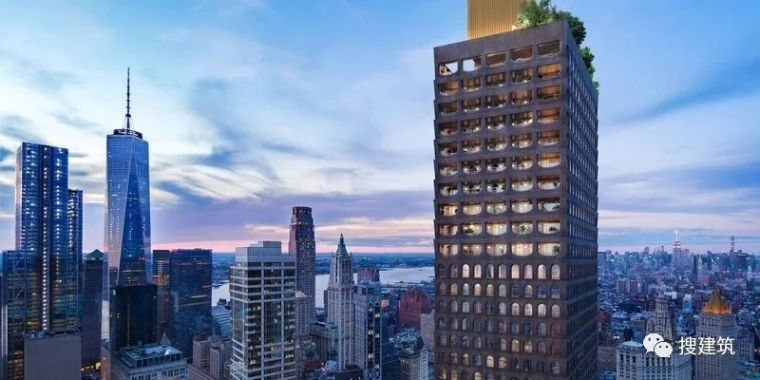 """二层豪宅设计资料下载-啥叫大平层,啥叫豪宅? 这才是真正的""""大平层""""顶级豪宅"""