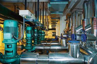 暖通空调系统水泵分类与选型计算