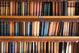书架分类  图书馆中的书架可以依照材质分成金属制书架和木质书架.