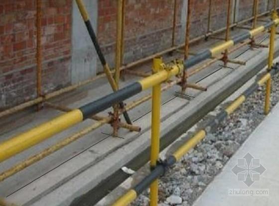 房建工程脚手架工程标准做法图解
