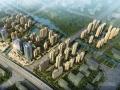 [江苏]绿色低碳城市综合体规划及单体建筑设计方案文本(知名事务所)