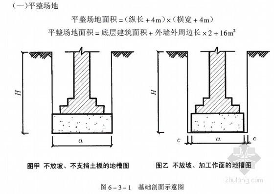 [实用]土建分部分项工程定额预算与工程量清单计价对照应用实操讲义(1400页)
