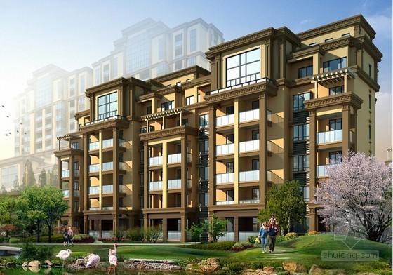 [黑龙江]大型住宅建设项目可行性研究报告(投资估算)